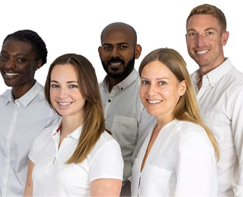 Chelmsford Osteopaths Forte Physical Health Team