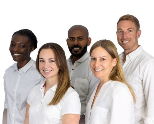 The Forte Physical Health team